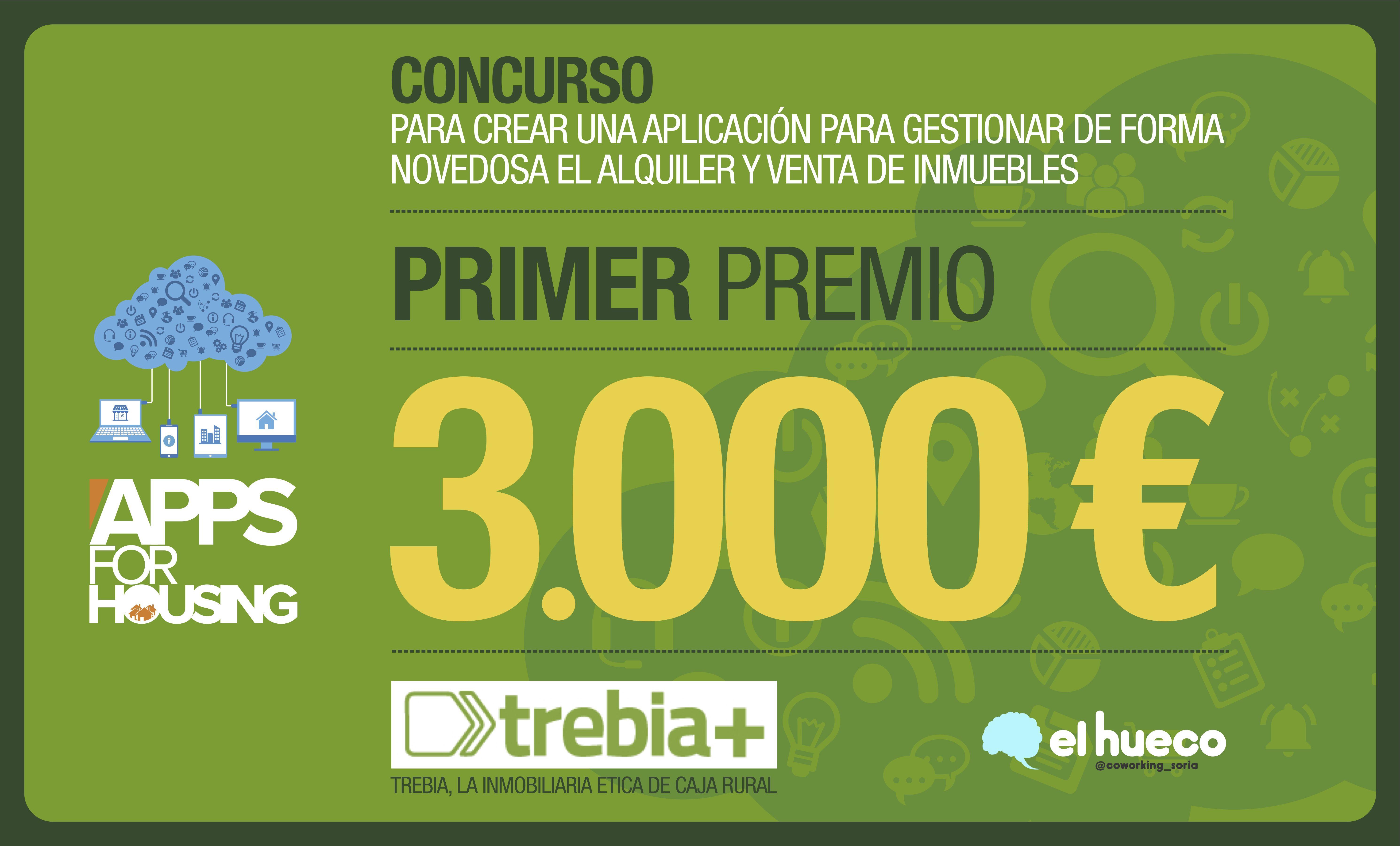 Ideas de Soria, Logroño y País Vasco, mañana en el concurso Apps for Housing