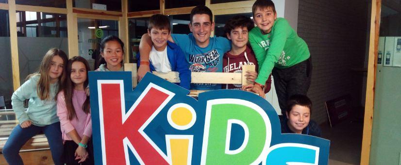 La primera promoción de El Hueco Kids se 'gradúa' esta tarde y presenta sus cuatro proyectos