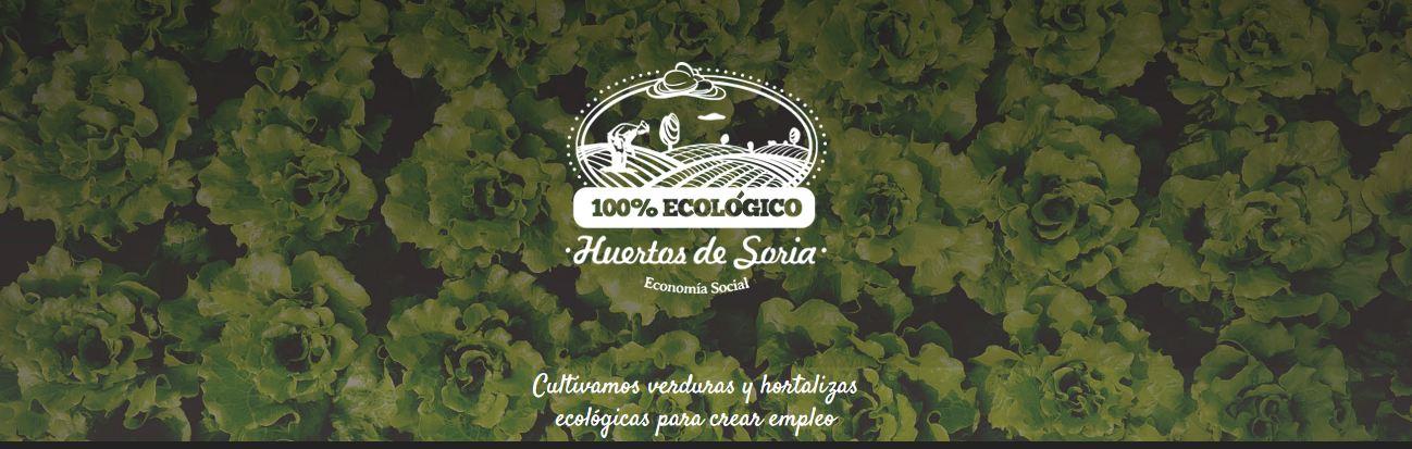 Logotipo de la empresa social Huertos de Soria.