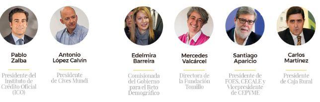 Presura se presenta en el Instituto de Crédito Oficial, en Madrid
