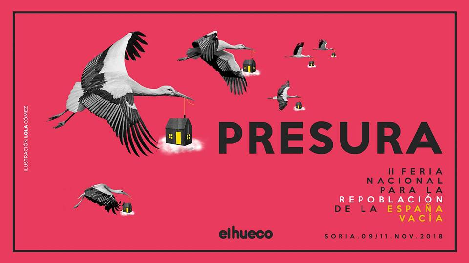 La Diputación de Soria se convierte en el principal patrocinador de la feria Presura