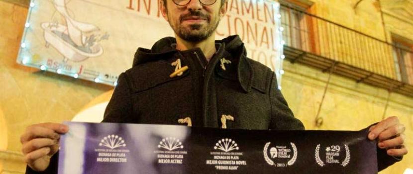 Hoy almorzamos con Alberto del Campo, productor de 'Stockhom' y mañana, Supermartes, con el chef Óscar García Marina