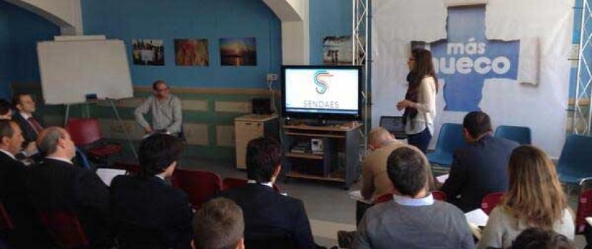 Sendaes, un proyecto incubado en El Hueco, seleccionado entre los 35 mejores emprendimientos sociales de España