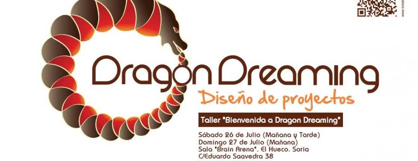 Taller de Dragon Dreaming en El Hueco, el próximo fin de semana