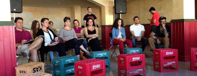 La comunidad de El Hueco empieza a dar vida a sus nuevas instalaciones