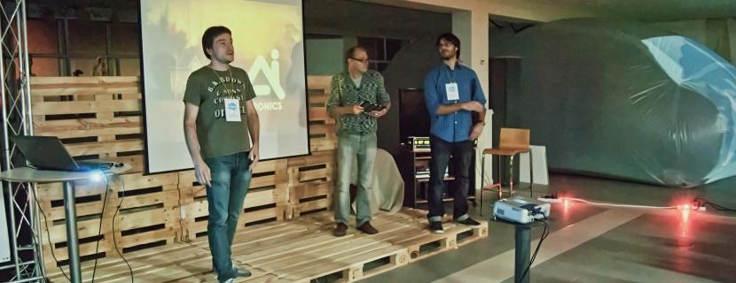 Colaboración entre la Empresa Social Aitronics Innovation S.L. y la Residencia de la tercera edad Lago de Tera S.L.