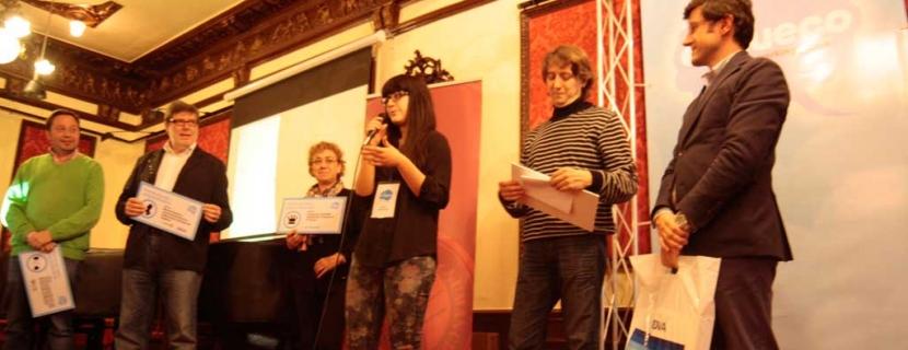 El proyecto ganador de El Hueco-Starter recibe un nuevo espaldarazo en Madrid