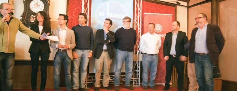 """""""El Hueco insufla optimismo a una sociedad como la soriana"""", dice el presidente de los empresarios de Castilla y León"""