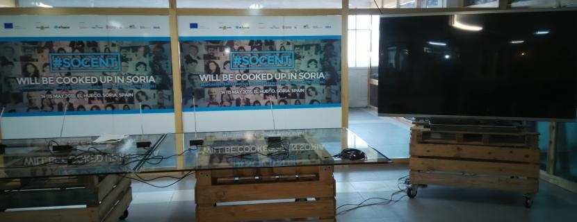Todo listo para la gran cita europea del emprendimiento social en El Hueco, a la acudirán 130 asistentes