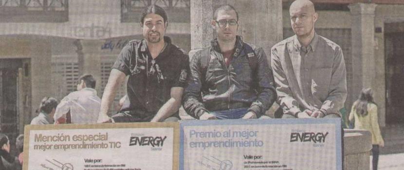 El Hueco Energy Starter, noticia de primera en los medios de Soria