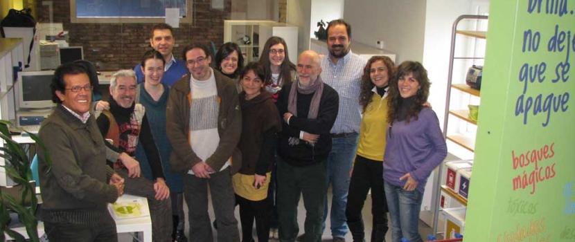 El Hueco Verde echa a andar en Burgos