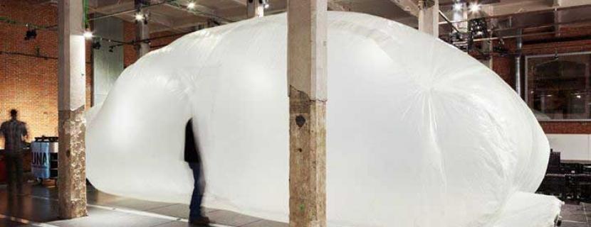 Tres talleres abiertos a todo el público construirán La Burbuja en el Espacio Latidos de El Hueco