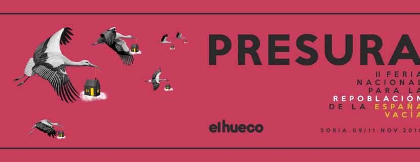 La feria Presura se celebrará en Soria del 9 al 11 de noviembre