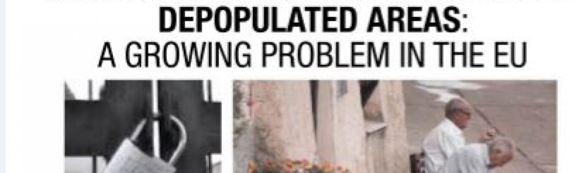 La voz de El Hueco contra la despoblación se escuchará en el Parlamento Europeo