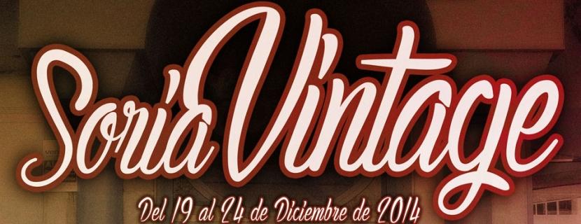 El Hueco acoge el mercado navideño Soria Vintage, con quince emprendedores sorianos