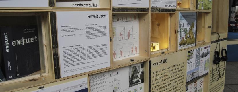La exposición 'envejezANDO' llega mañana a El Hueco Oxma