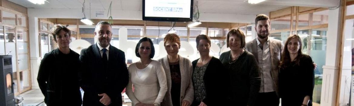 El Hueco acoge la reunión de puesta en marcha del proyecto de Interreg SOCENT SPAs, en el que participan cuatro países europeos