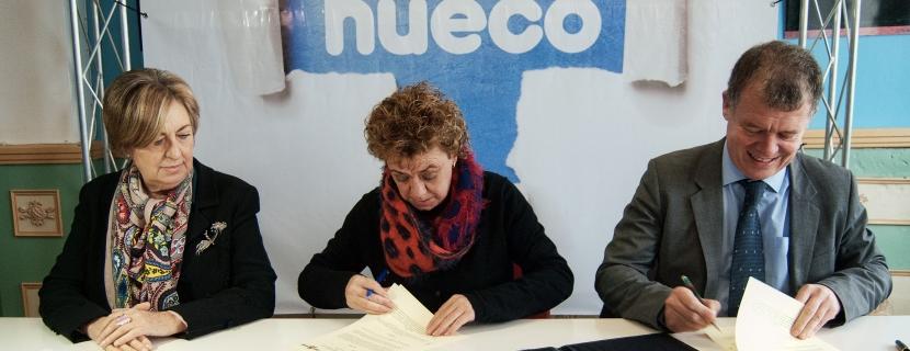 Un Acuerdo Marco de Colaboración con la Universidad Complutense de Madrid para  fomentar el emprendimiento social
