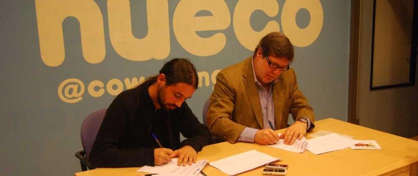 """""""El convenio con El Hueco es uno de los más importantes que ha firmado FOES"""""""