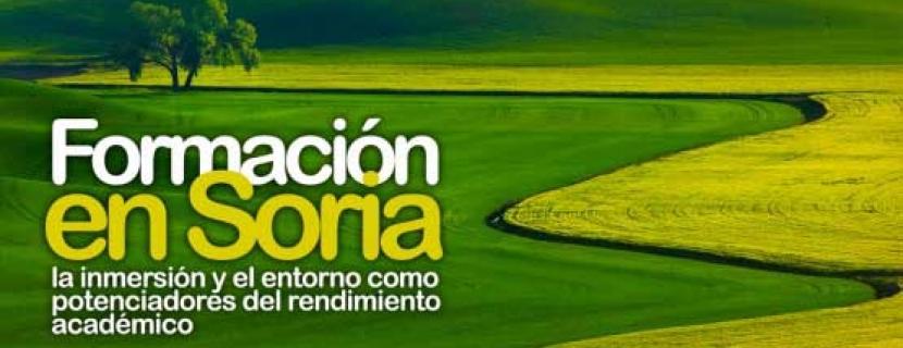 'Formación en Soria', por el profesor Epifanio Díez, esta tarde en la programación de El Hueco