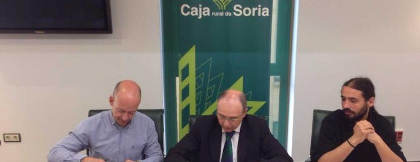 Caja Rural de Soria abre una línea de crédito de 600.000 euros para los emprendedores de El Hueco. (Descárgate en pdf las bases de la convocatoria).