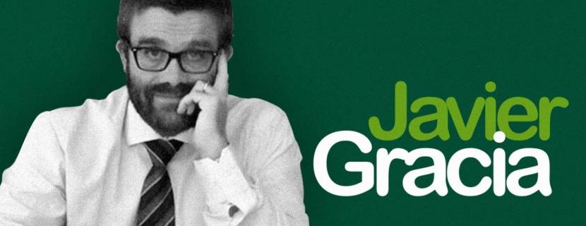 19 de Noviembre: Javier Gracia