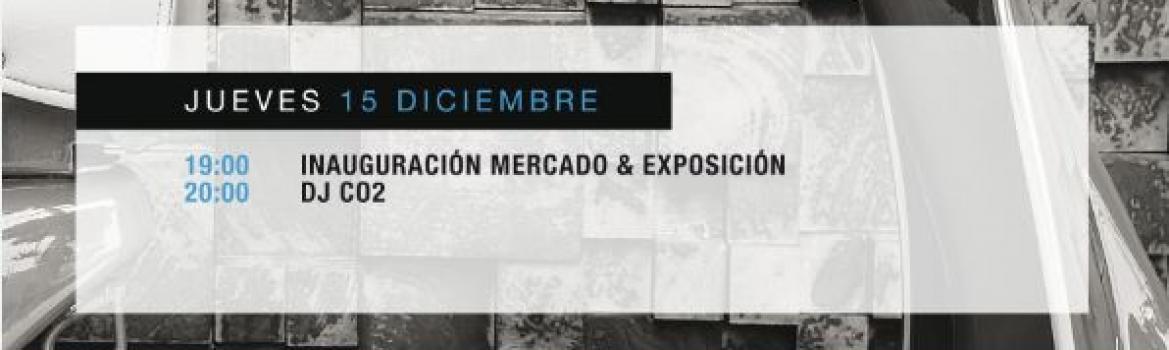 El Mercado de El Hueco abre esta tarde con más de 20 puestos y actividades todos los días