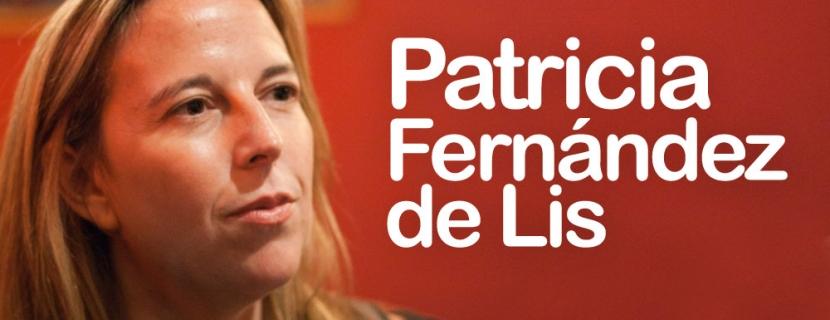 22 de Noviembre: Patricia Fernández de Lis