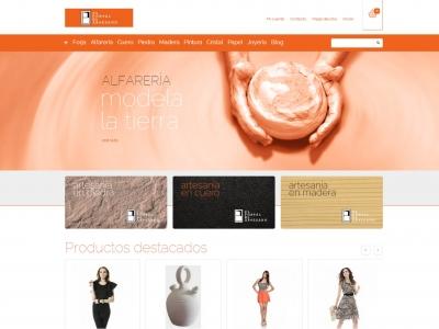 Tienda on-line El Portal del Artesano