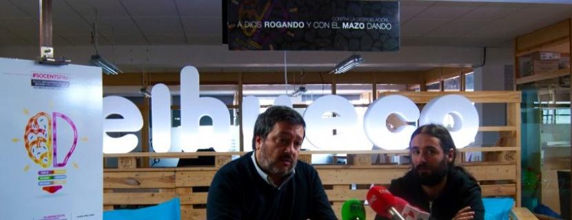 El Hueco presenta su segunda reunión de emprendimiento social bajo el lema 'Contra la despoblación, a Dios rogando y con el mazo dando'