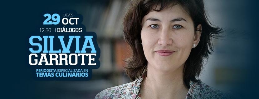 Este jueves, 'Diálogos' con la periodista gastronómica Silvia Garrote