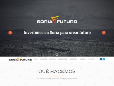 Soria futuro