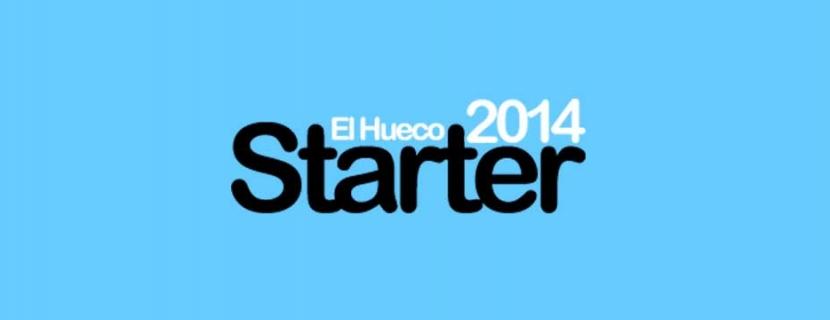 El Hueco Starter 2014 bate records: 22 ideas participan en el concurso