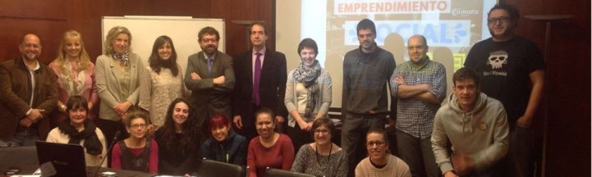 El Hueco imparte en la región un programa de emprendimiento social financiado por la ADE