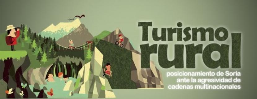 Hoy, en El Hueco, turismo rural: Soria frente a las cadenas multinacionales